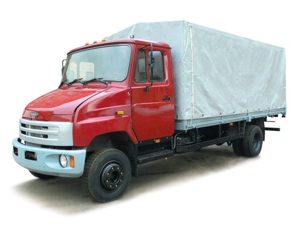Гараж для грузовых машин - гараж для грузового транспорта
